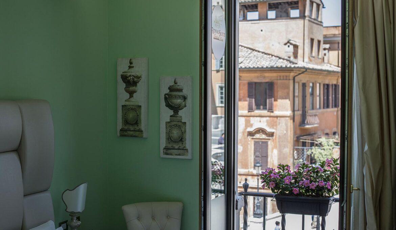 Matrimoniale Deluxe con balcone alla francese